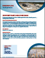 Dew Point Plant, Eagle Ford Shale