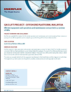 Gas Lift Project - Offshore Platform, Malaysia